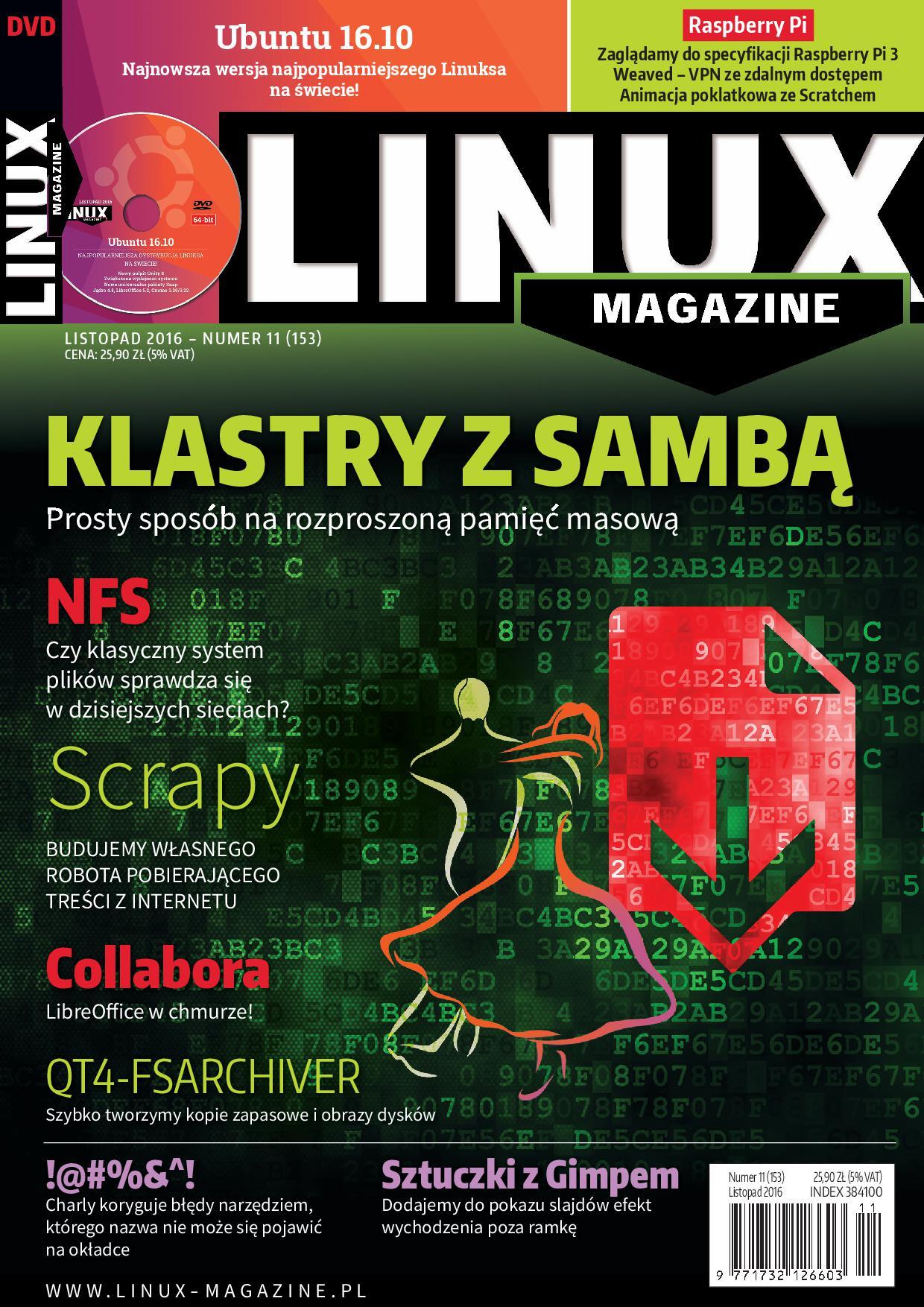 Linux Magazine - numer 153