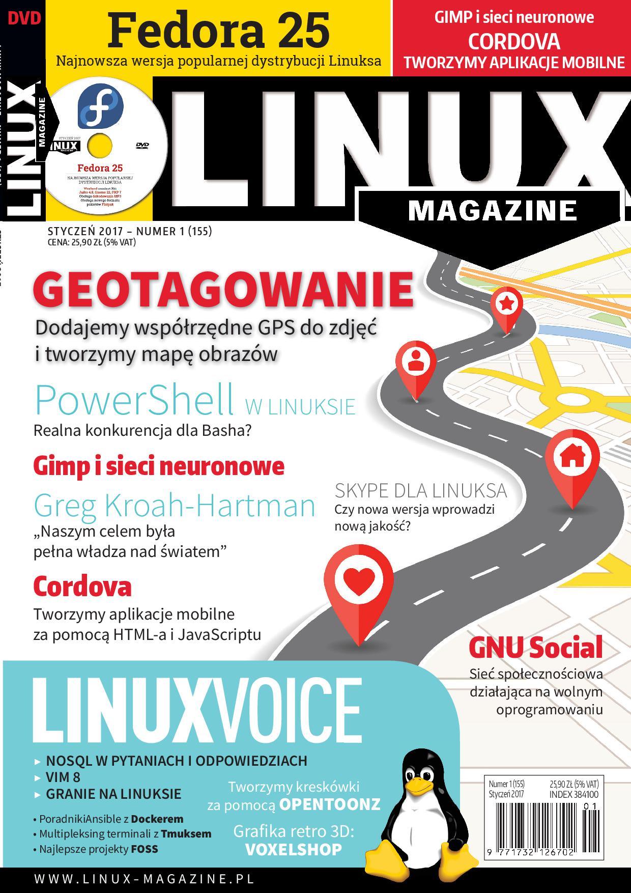 Linux Magazine - numer 155