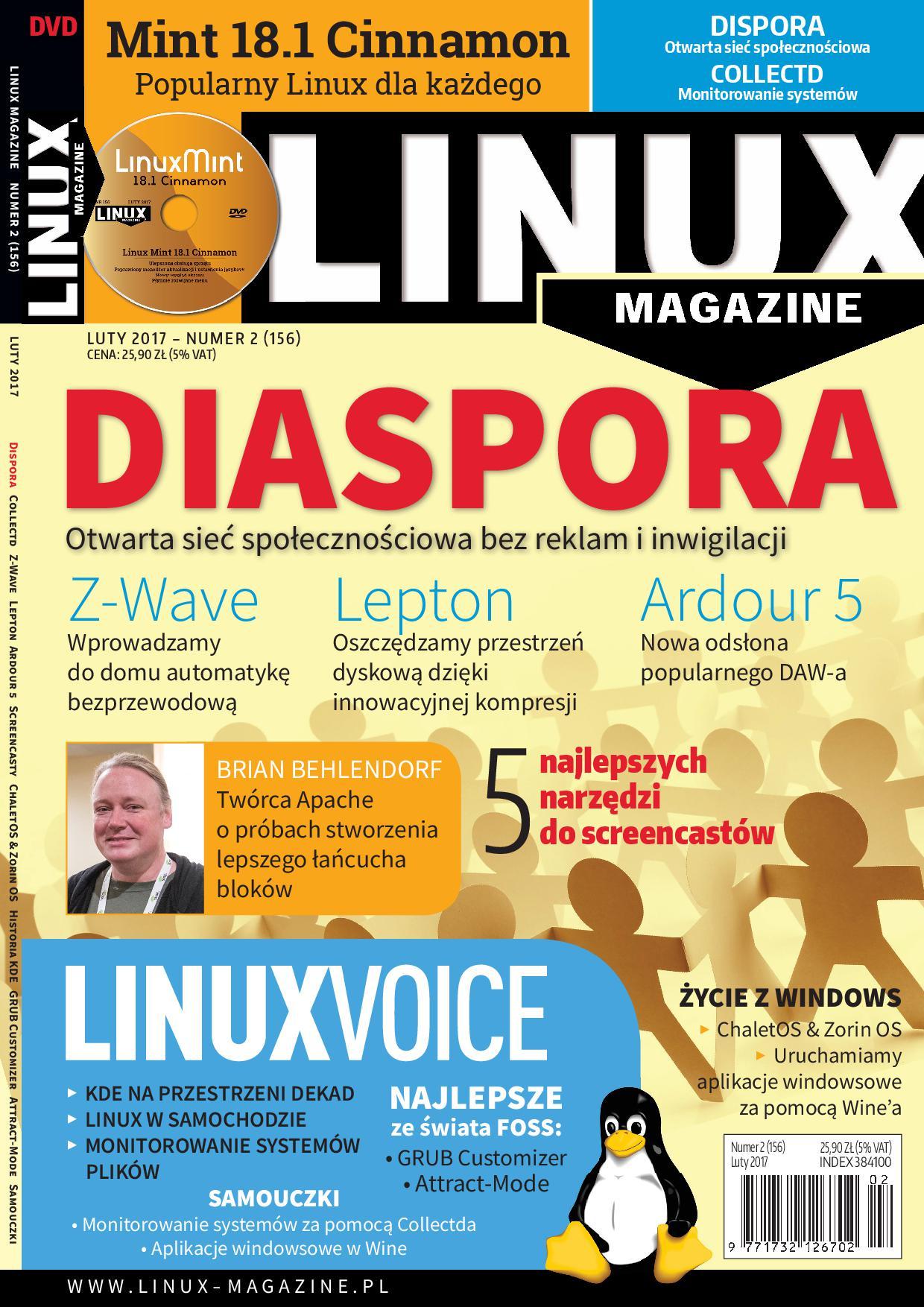 Linux Magazine - numer 156