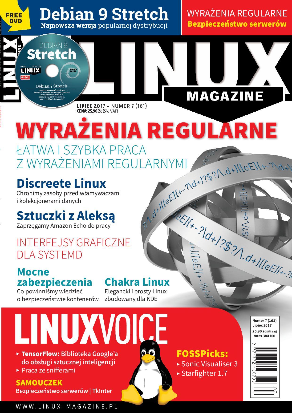Linux Magazine - numer 161
