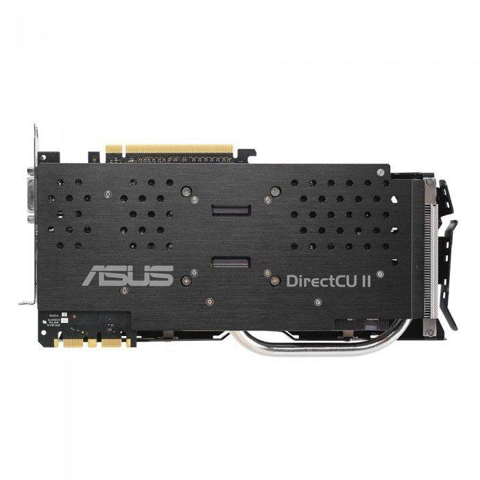 ASUS Strix GTX 970 - tył