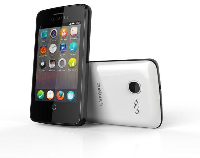 Alcatel One Touch Fire - Firefox OS