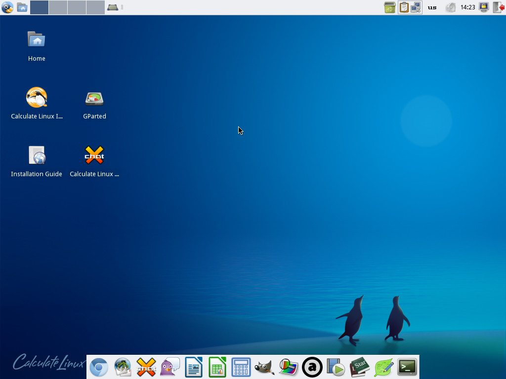 Calculate Linux 11.15