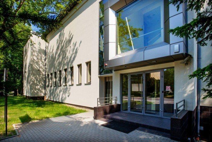 Centrum Informatyczne Świerk - budynek 2