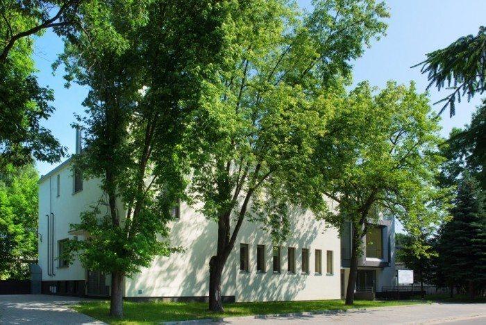 Centrum Informatyczne Świerk - budynek 3