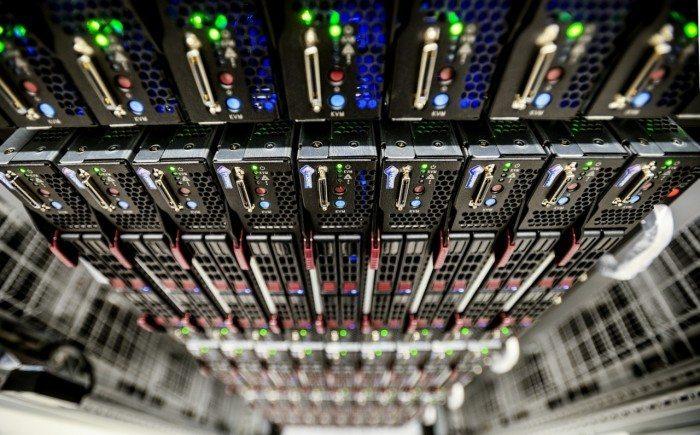 Centrum Informatyczne Świerk - serwery kasetowe 1