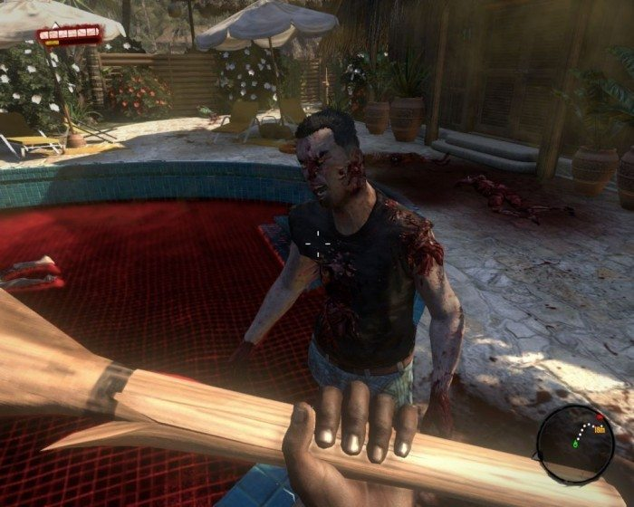 Dead Island na Linuksa - wkurzony zombie