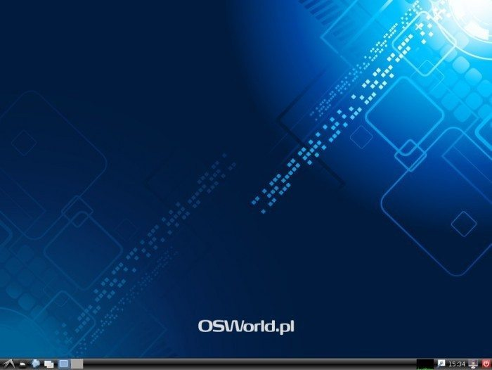 Debian 7.0 LXDE - pulpit
