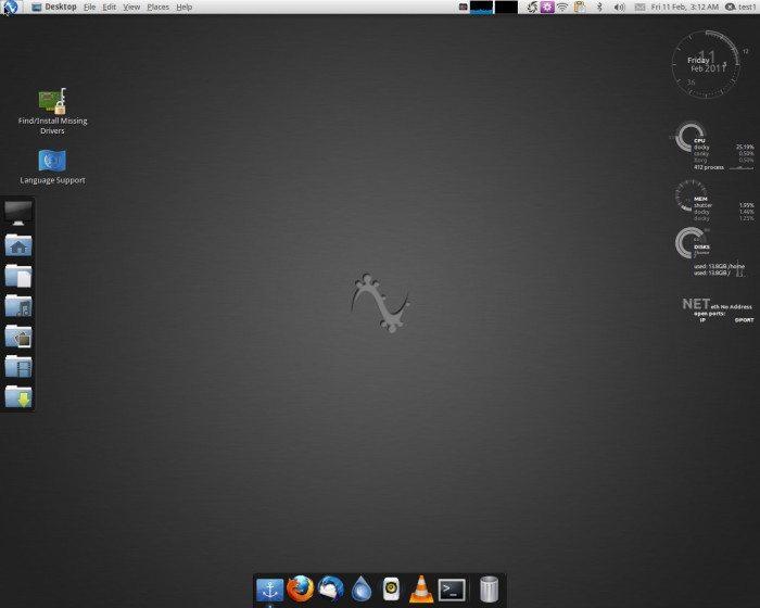 Pinguy OS 10.04.2