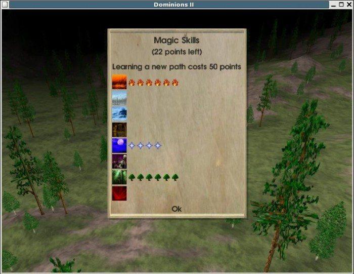 Dominions II: The Ascension Wars - tworzenie czarów dla boga