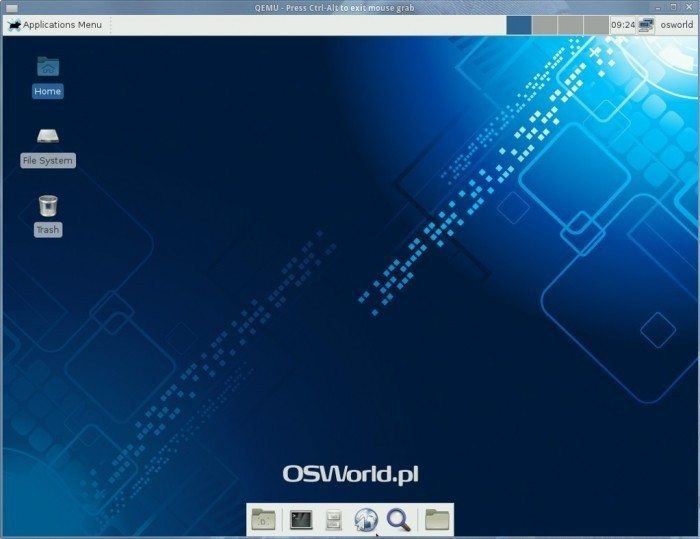 Fedora 18 ARM - pulpit