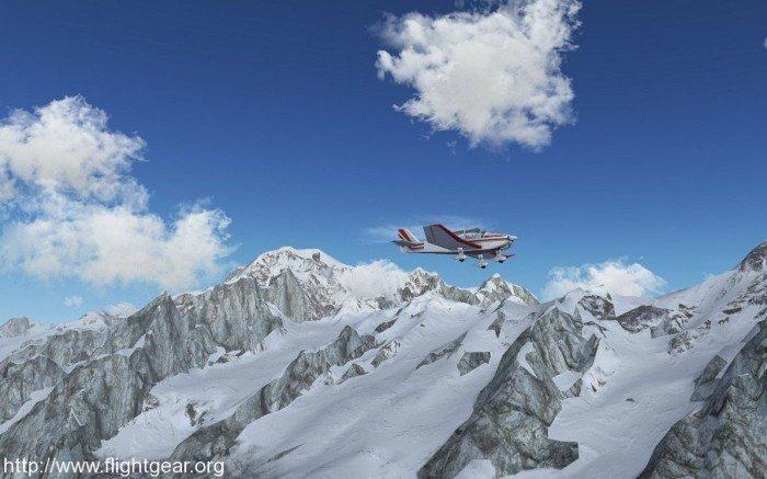 FlightGear 2.8.0