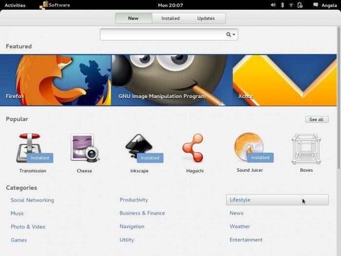 GNOME Software - 5