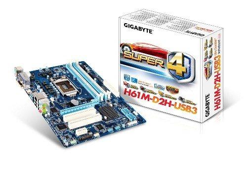 Gigabyte H61M-D2H-USB3