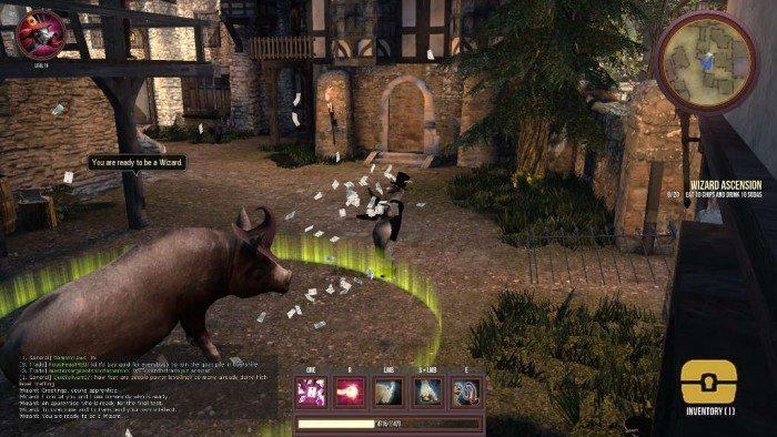 Goat MMO Simulator DLC - bohater niezależny