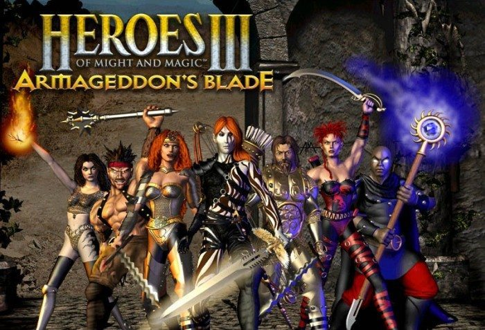 Heroes of Might and Magic 3 - Armageddon's Blade