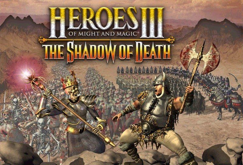 Kody do heroes 3 shadow of death