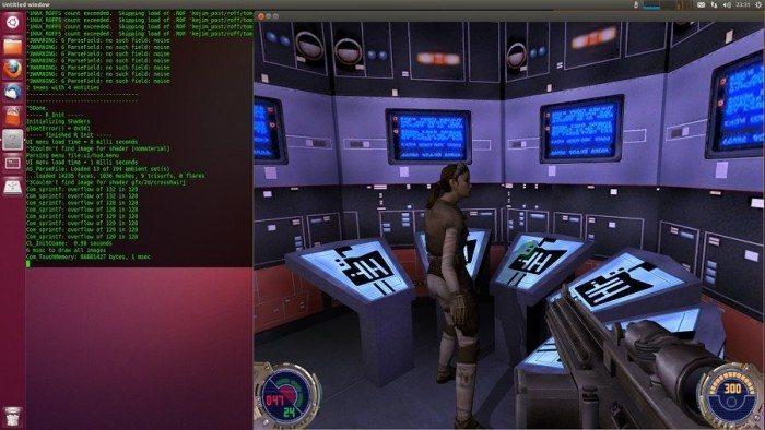 Jedi Knight II: Jedi Outcast - pierwsza grywalna wersja na Linuksa