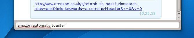 KDE Telepathy 0.6.0 - Wstawianie treści przy pomocy skrótów