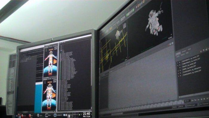 KDE wykorzystane w produkcji filmu Grawitacja - KDE na ekranach