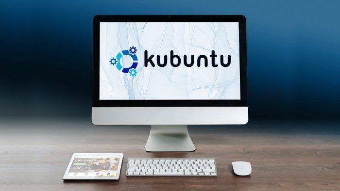 Kubuntu - stare logo