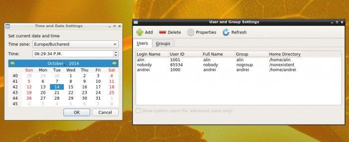 LXQt 0.8.0 - narzędzia administracyjne