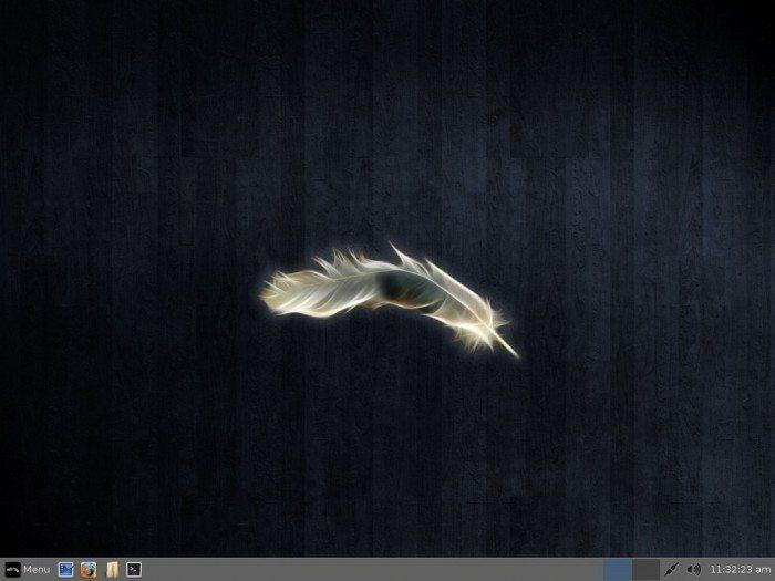 Linux Lite 1.0.6 - pulpit