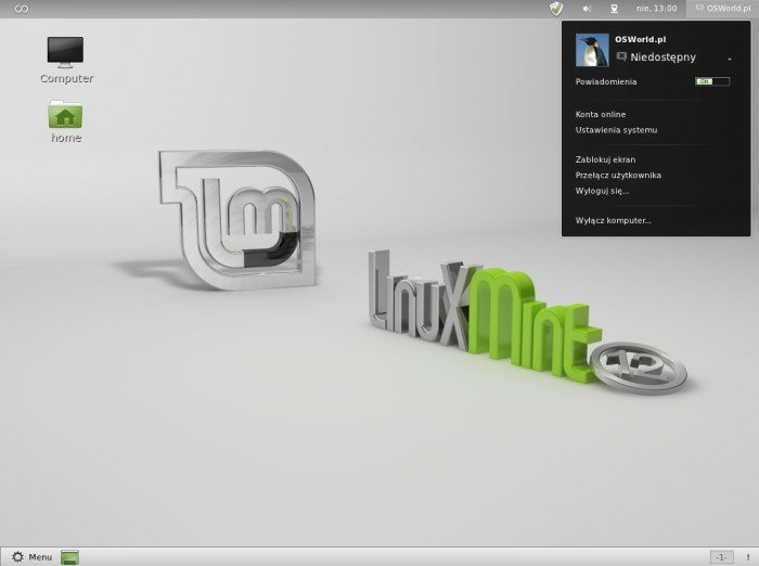 "Linux Mint 12 ""Lisa"""