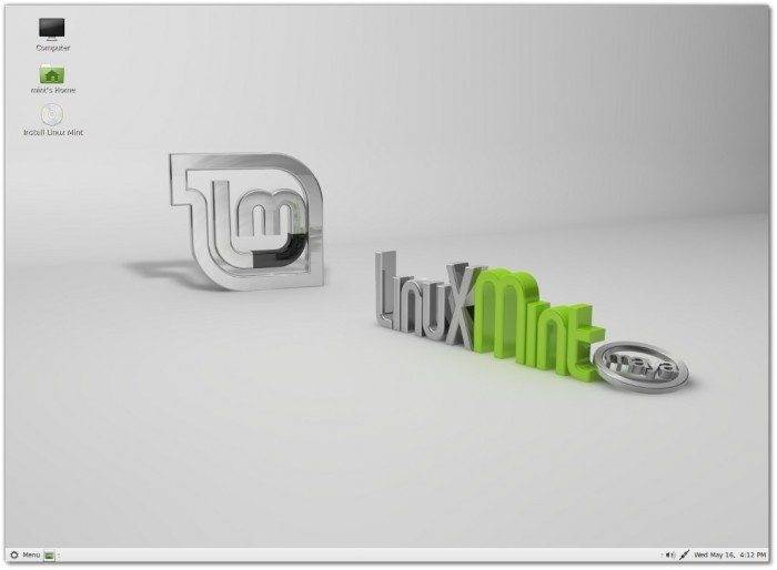 Linux Mint 13 - Mate