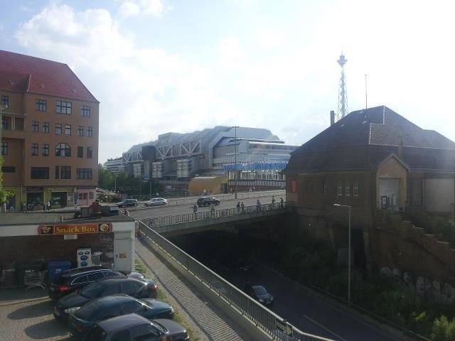LinuxTag 2012 - Hotel