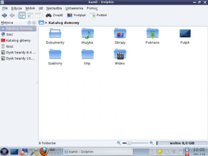 Mandriva Linux 2011 TP