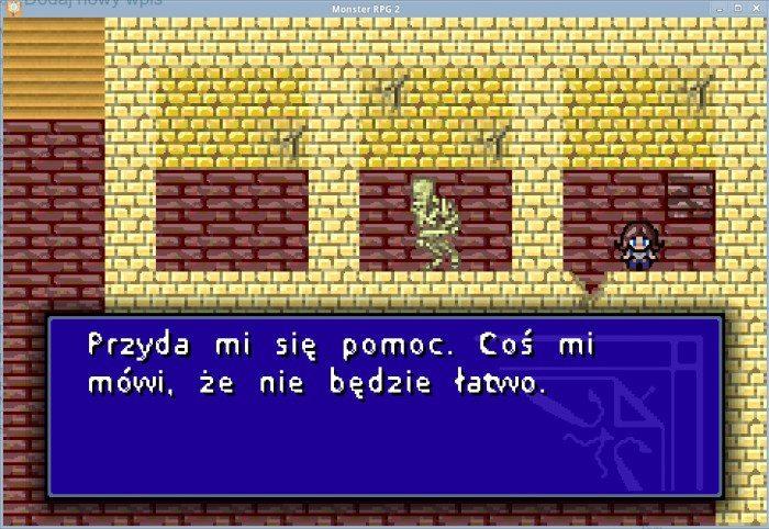 Monster RPG 2 2.0 - więzenie