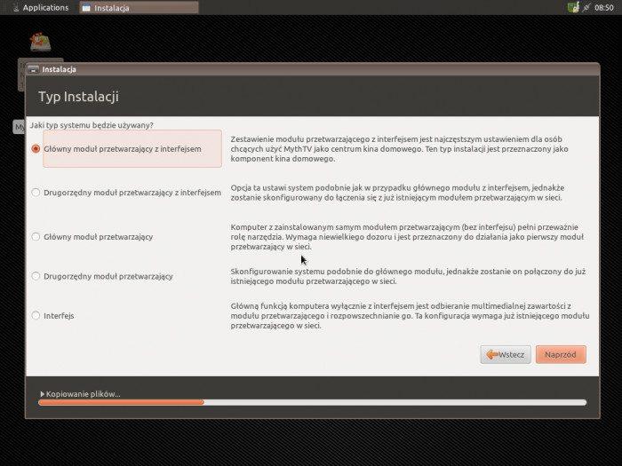 Mythbuntu 11.10