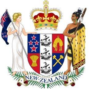 Nowa Zelandia - herb