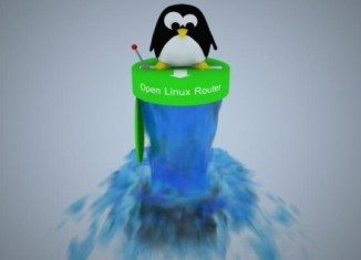 Open Linux Router