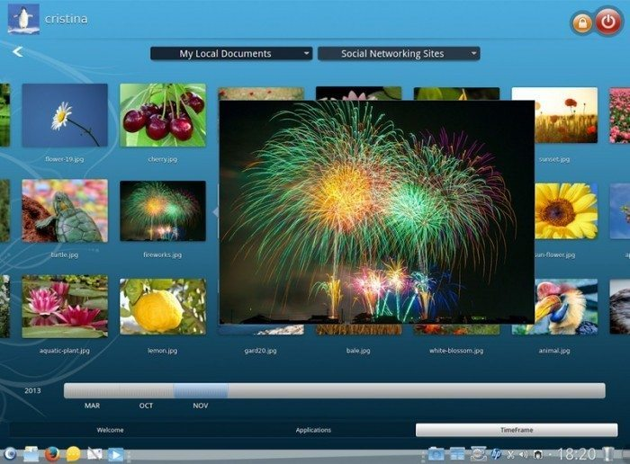OpenMandriva Lx 2013.0 - SimpleWelcome