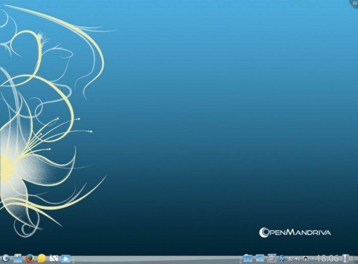 OpenMandriva Lx 2013.0 - pulpit