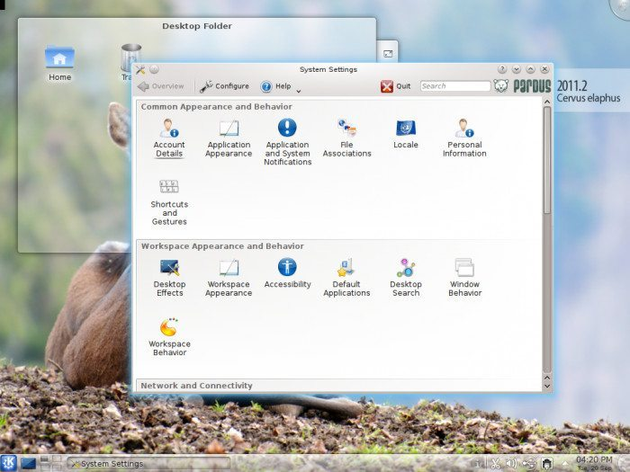 Pardus Linux 2011.2