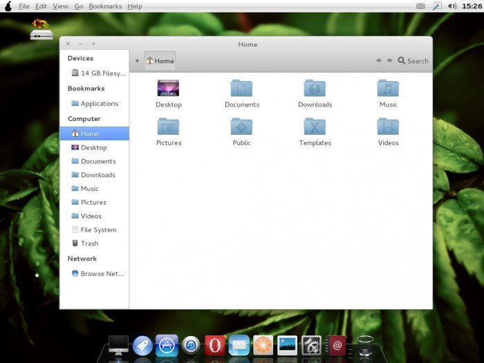 "Pear OS 3.0 ""Panther"""