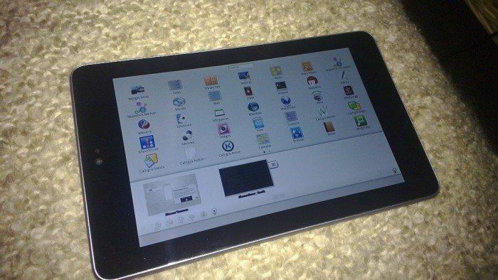 Plasma Active 3 - tablet Nexus 7