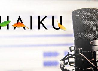 Projekt Haiku - slider
