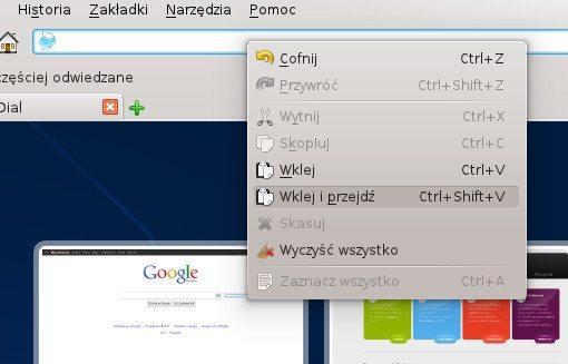 QupZilla 1.1.8