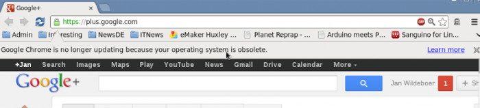 RHEL 6 – problemy z aktualizacją przeglądarek Chrome oraz Chromium