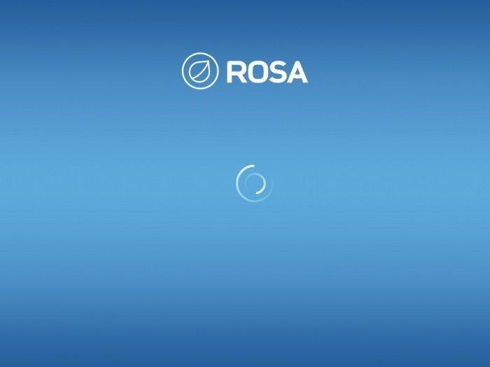 ROSA Desktop.Fresh 2012 - ekran uruchamiania