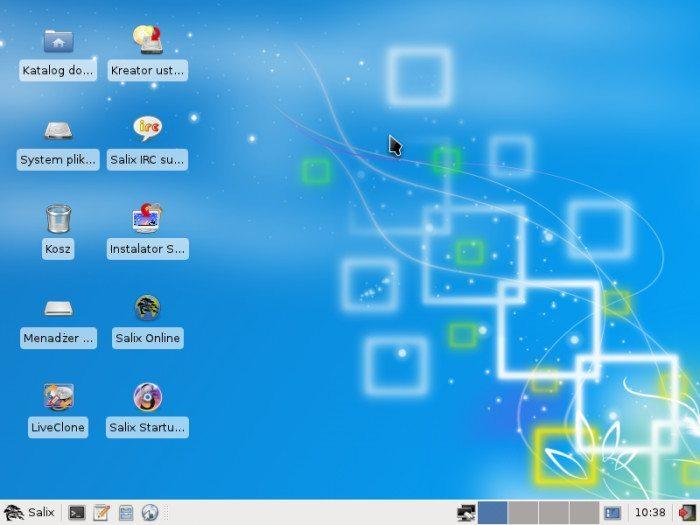 Salix OS 13.37 Live Xfce