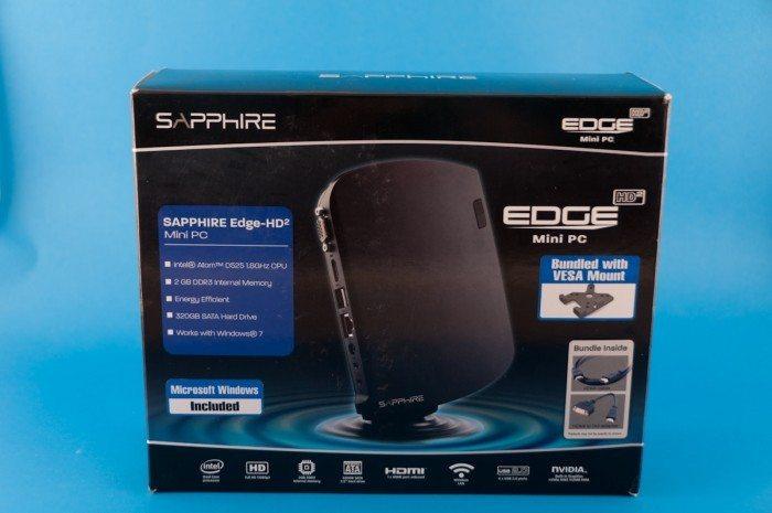 Sapphire Edge- HD2
