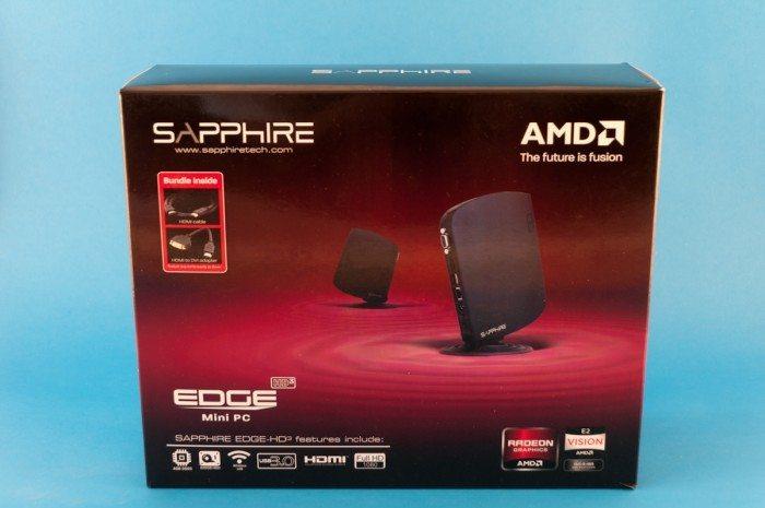 Sapphire Edge-HD3