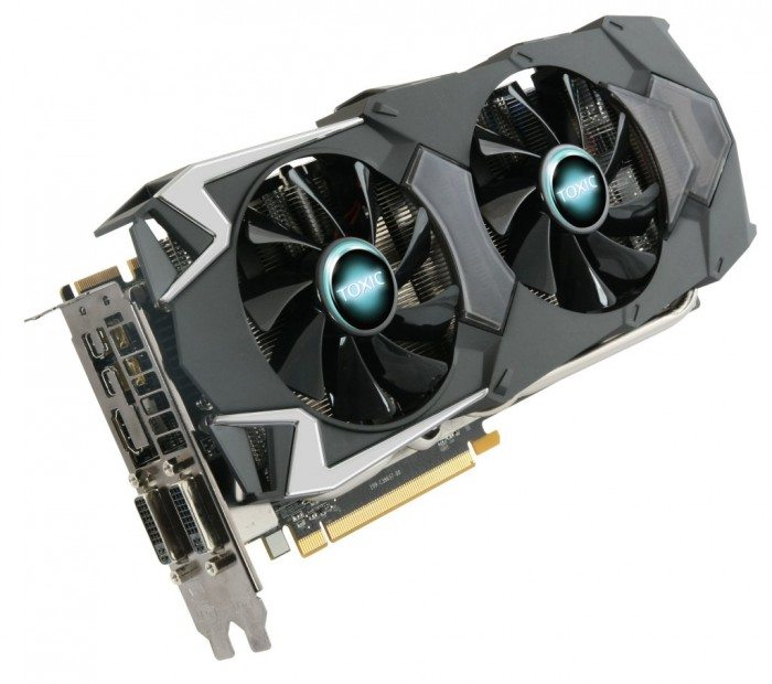 Sapphire Radeon HD 7970 6 GB TOXIC Edition - śledź