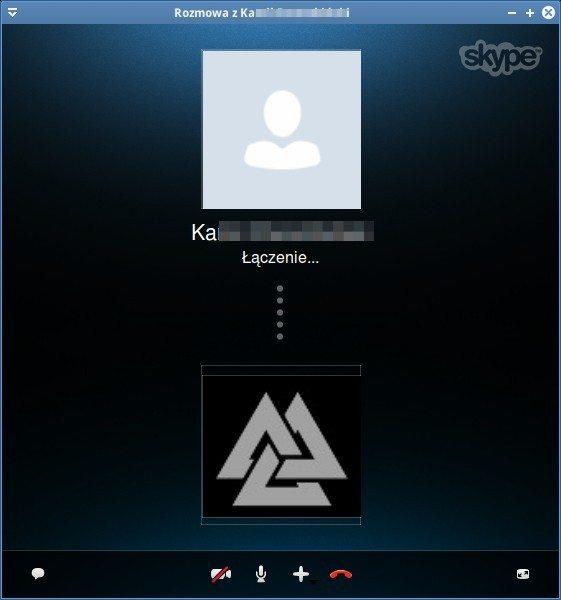 Skype 4.0 - nawiązywanie połączenia