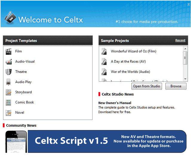 Celtx